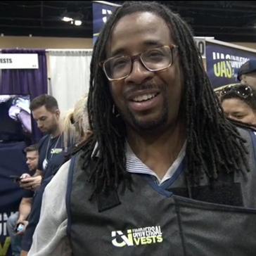 UVEST – Chicago Abilities Expo – Testimonial 03